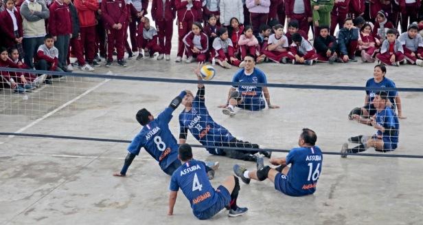 Juegos Parapanamericanos Selección Masculina De Voleibol