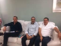 Foto Arnulfo Gutiérrez, Alexis Castro y Polibio Torres
