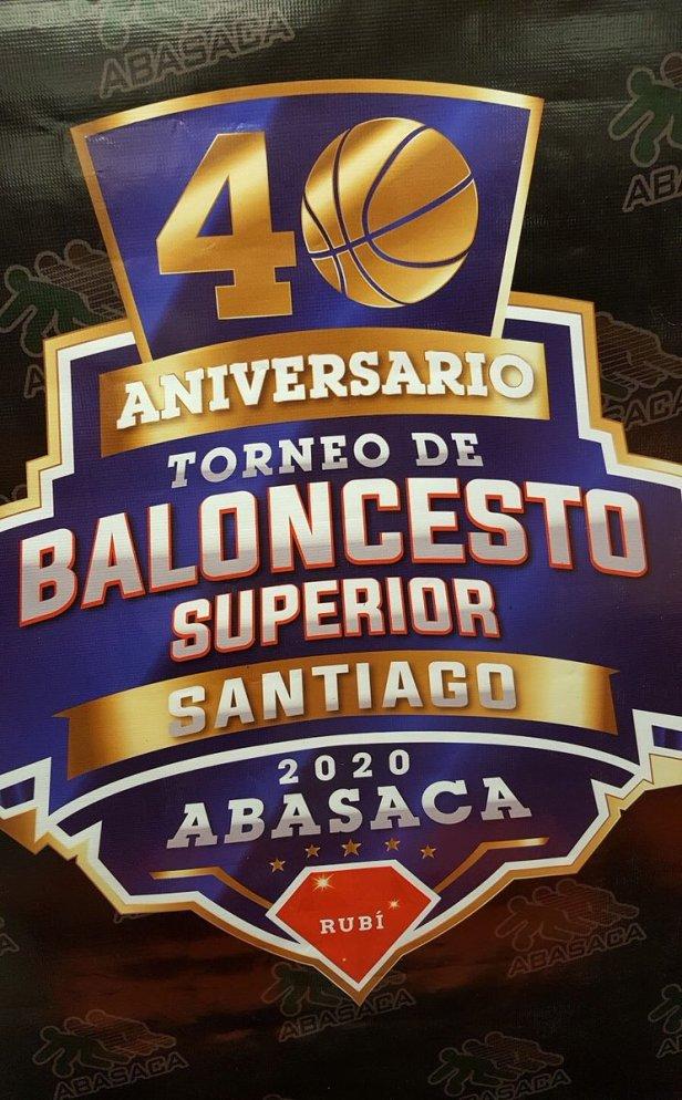 Foto Logo Torneo 40 Baloncesto Superior de Santiago